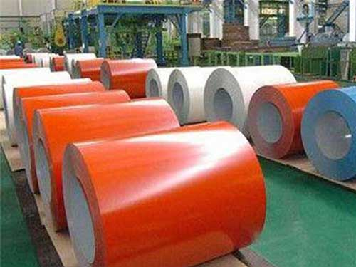 1000 Coated Aluminum Coil