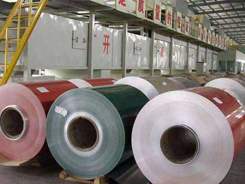 3000 Coated Aluminum Coil