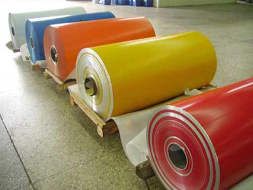 5000 Coated Aluminum Coil